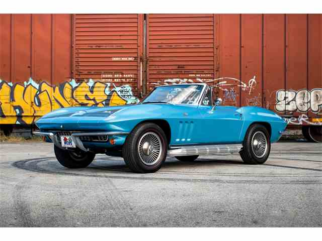 Picture of 1966 Chevrolet Corvette located in Fort Lauderdale FLORIDA - MXKC