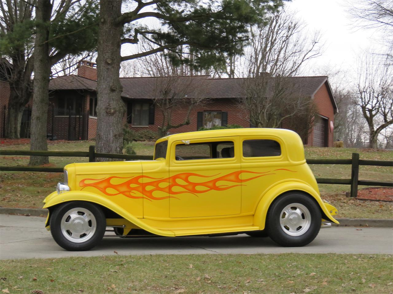 Large Picture of '32 Sedan - MXKE