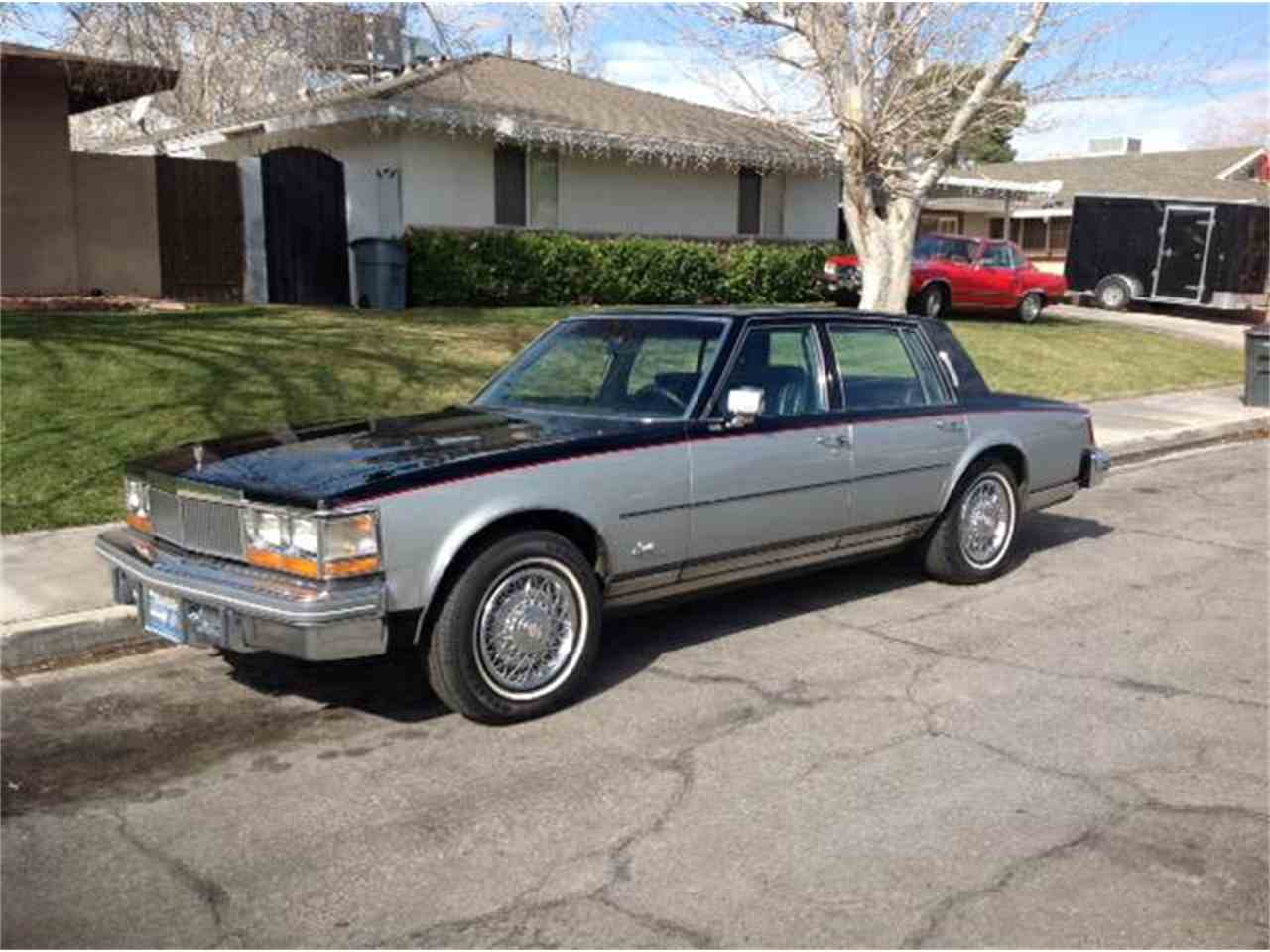 1978 Cadillac Seville for Sale | ClicCars.com | CC-1069939