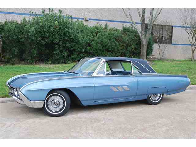 Picture of '63 Thunderbird - MXKQ