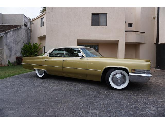 Picture of Classic '70 Cadillac Sedan DeVille located in Montgomery Texas - $42,000.00 Offered by a Private Seller - MXKS