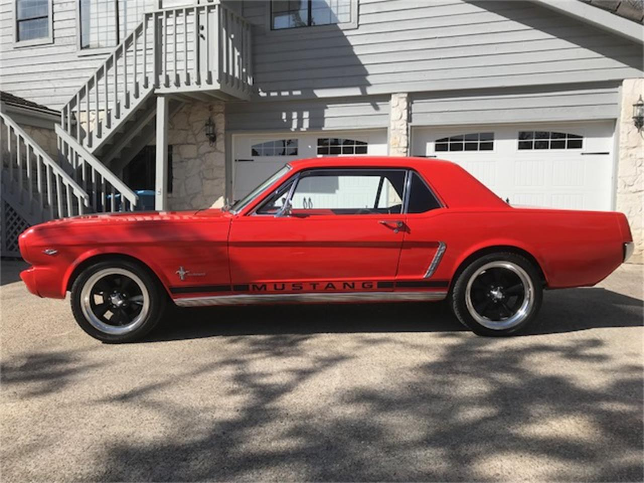 Large Picture of '65 Mustang - MXKX
