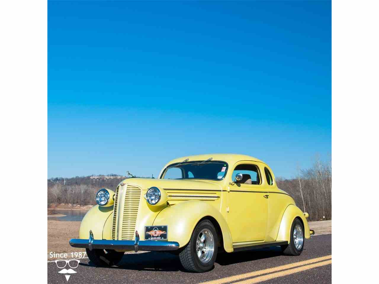 1937 Dodge Brothers Business Coupe for Sale | ClassicCars.com | CC ...
