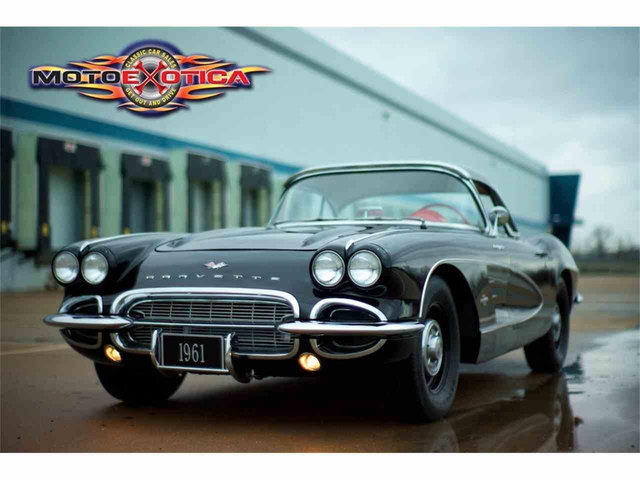 1961 Chevrolet Corvette for Sale   ClassicCars.com   CC-1069980