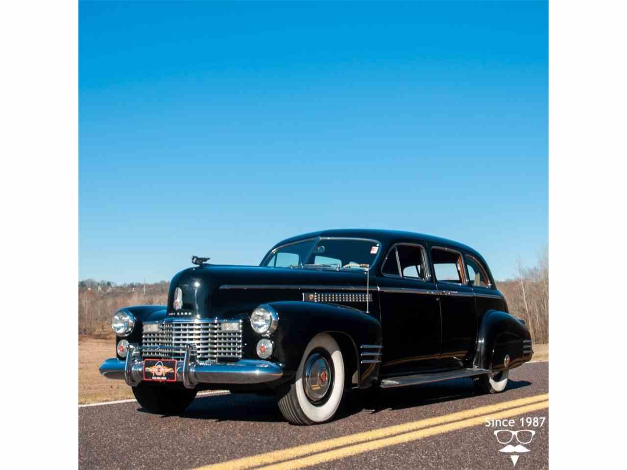 1941 cadillac series 75 for sale classiccars com cc