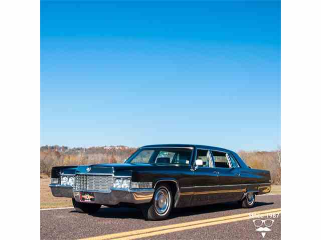 Picture of '69 Fleetwood Limousine - MXM7