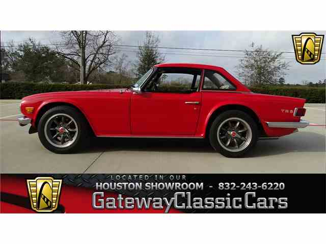 Picture of '76 TR6 - MYE0