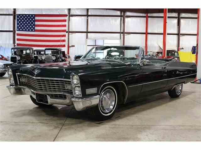1967 Cadillac DeVille for Sale on ClicCars.com