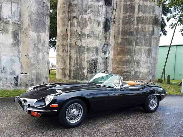 Picture of '74 E-Type Series 3 V-12 Roadster - MXP2