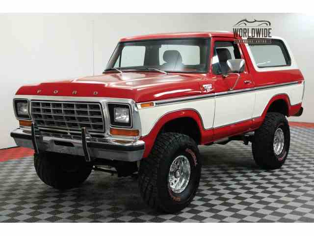 Picture of '79 Bronco - MYEP