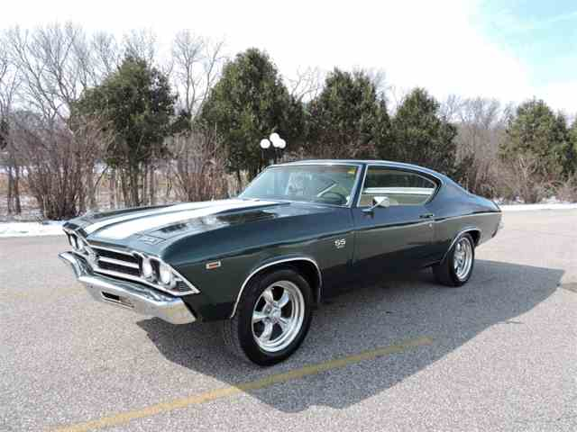 Picture of '69 Chevelle - MYEX