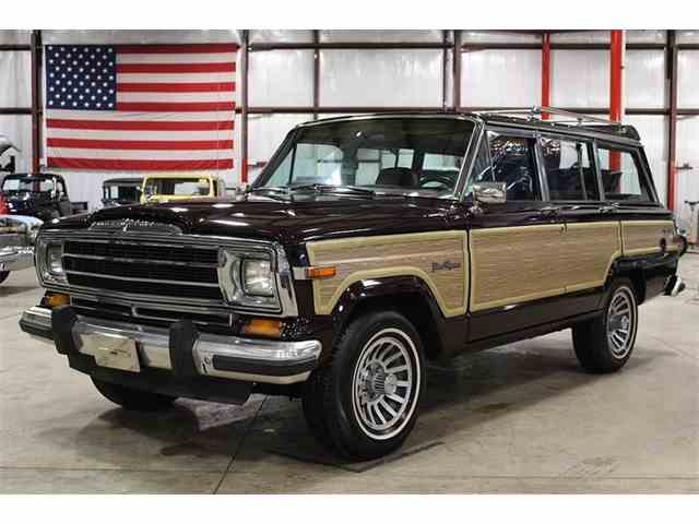 Picture of '90 Grand Wagoneer - MYF8