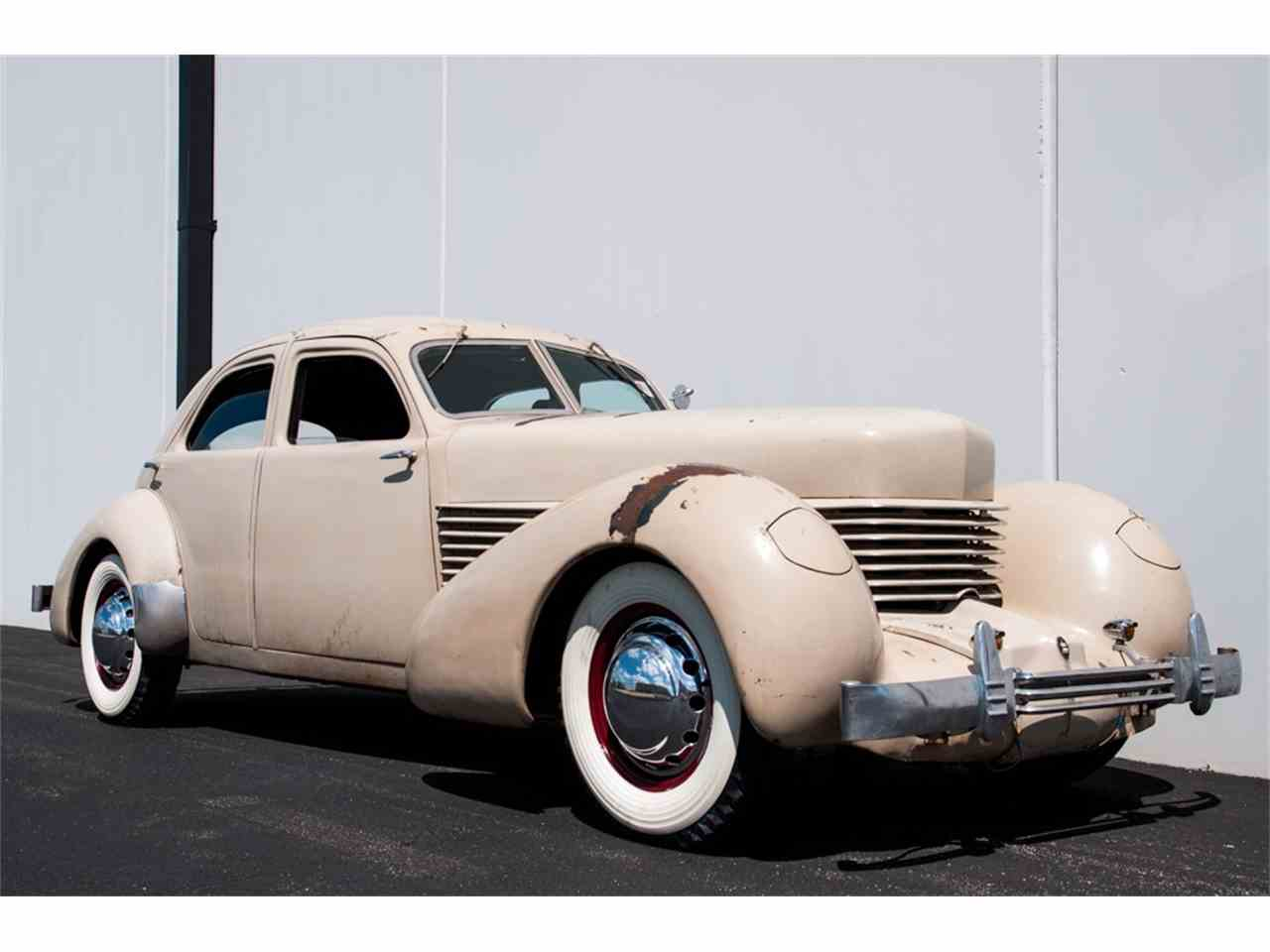1936 Cord 810 Beverly Sedan for Sale   ClassicCars.com   CC-1070105