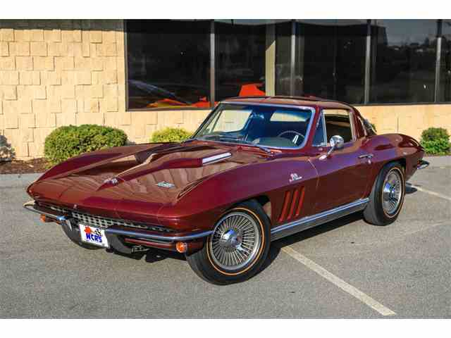 Picture of '66 Corvette BIG BLOCK 427 - MYFF