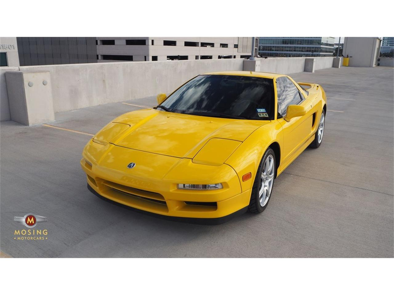 Acura NSX For Sale ClassicCarscom CC - 2000 acura nsx for sale