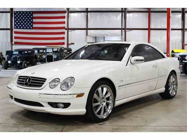 Picture of '02 CL600 - MYFQ