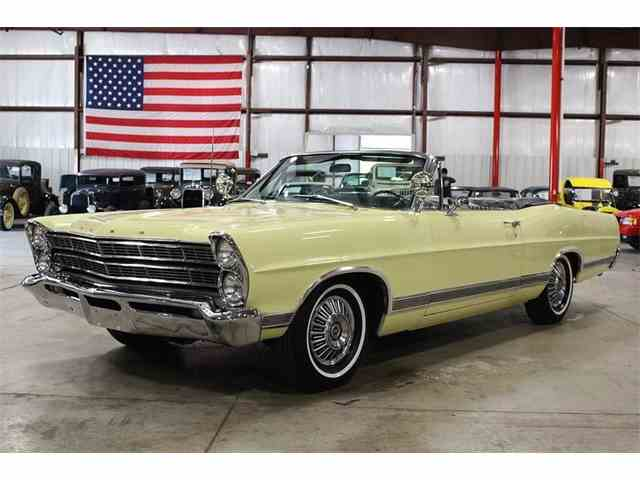 Picture of Classic 1967 Galaxie 500 XL - $26,900.00 - MYFR