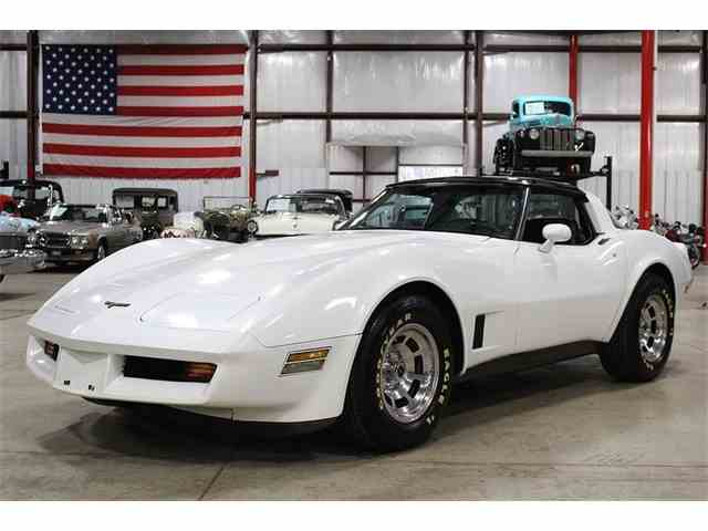 Picture of '81 Corvette - MYG2