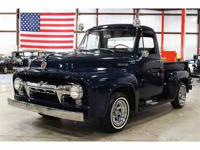 Picture of '54 F100 - MYG7