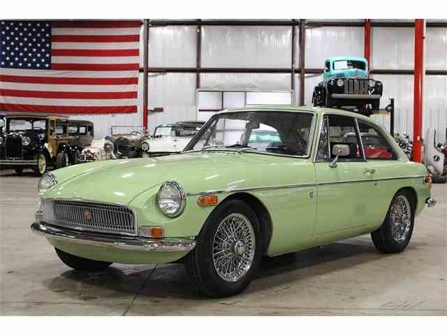 Picture of '70 MGB - MYG9