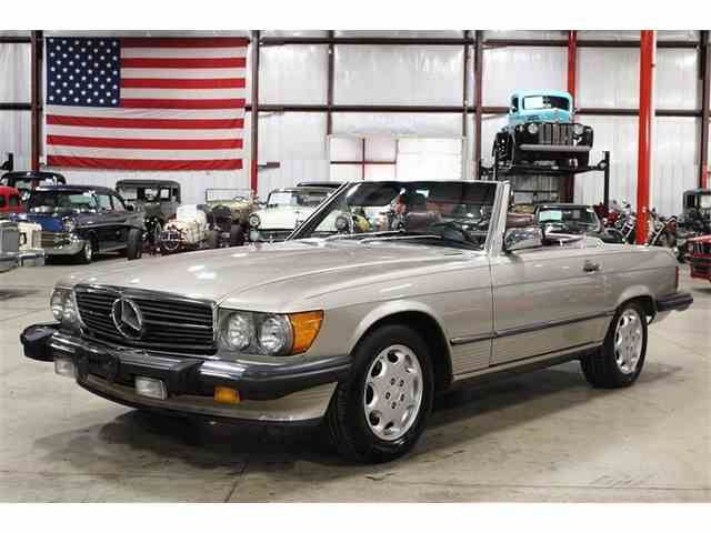 Picture of '87 560SL - MYGC