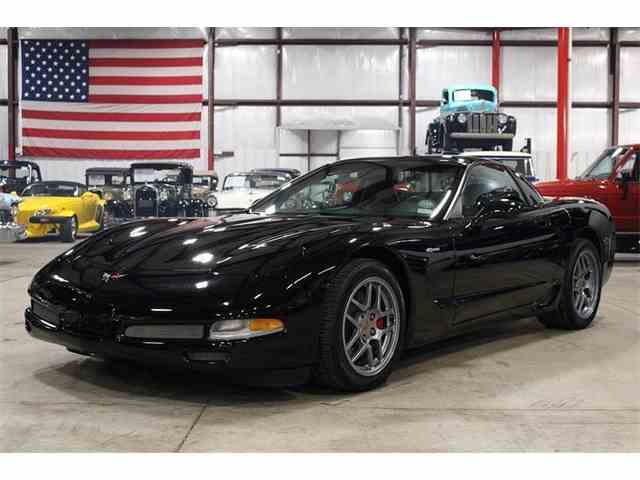 Picture of '01 Corvette - MYGE