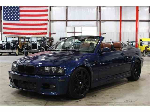 Classic BMW M For Sale On ClassicCarscom - 1997 bmw m3 convertible