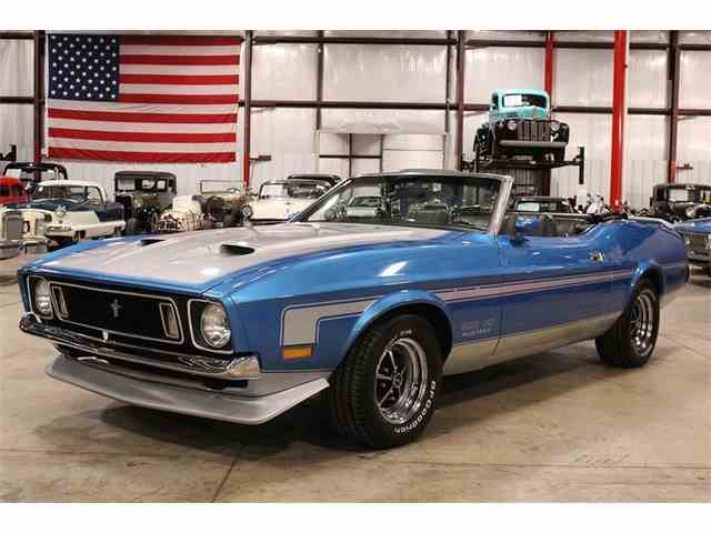 Picture of '73 Mustang - MYGJ