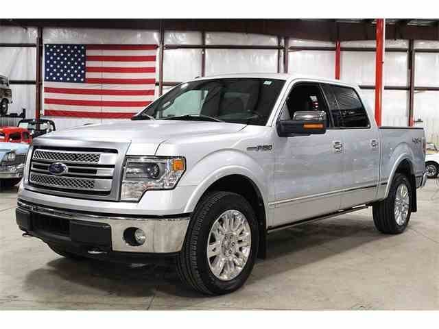 Picture of '13 F150 Platinum - MYGP