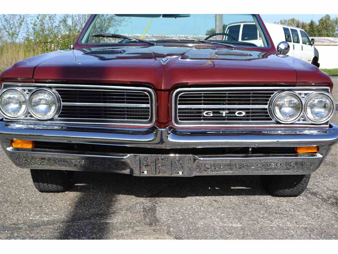 Large Picture of '64 GTO - MYGW