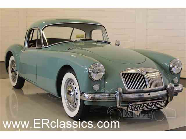 Picture of '59 MGA - MYGX