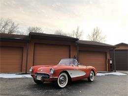 Picture of Classic 1957 Corvette Offered by Earlywine Auctions - MYHK