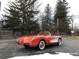 Picture of 1957 Corvette Auction Vehicle Offered by Earlywine Auctions - MYHK