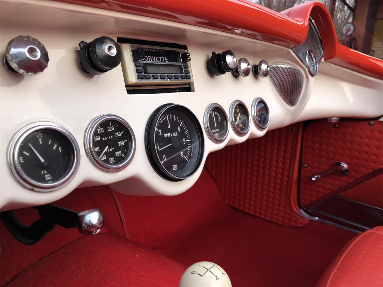 Large Picture of '57 Chevrolet Corvette located in Indiana Offered by Earlywine Auctions - MYHK
