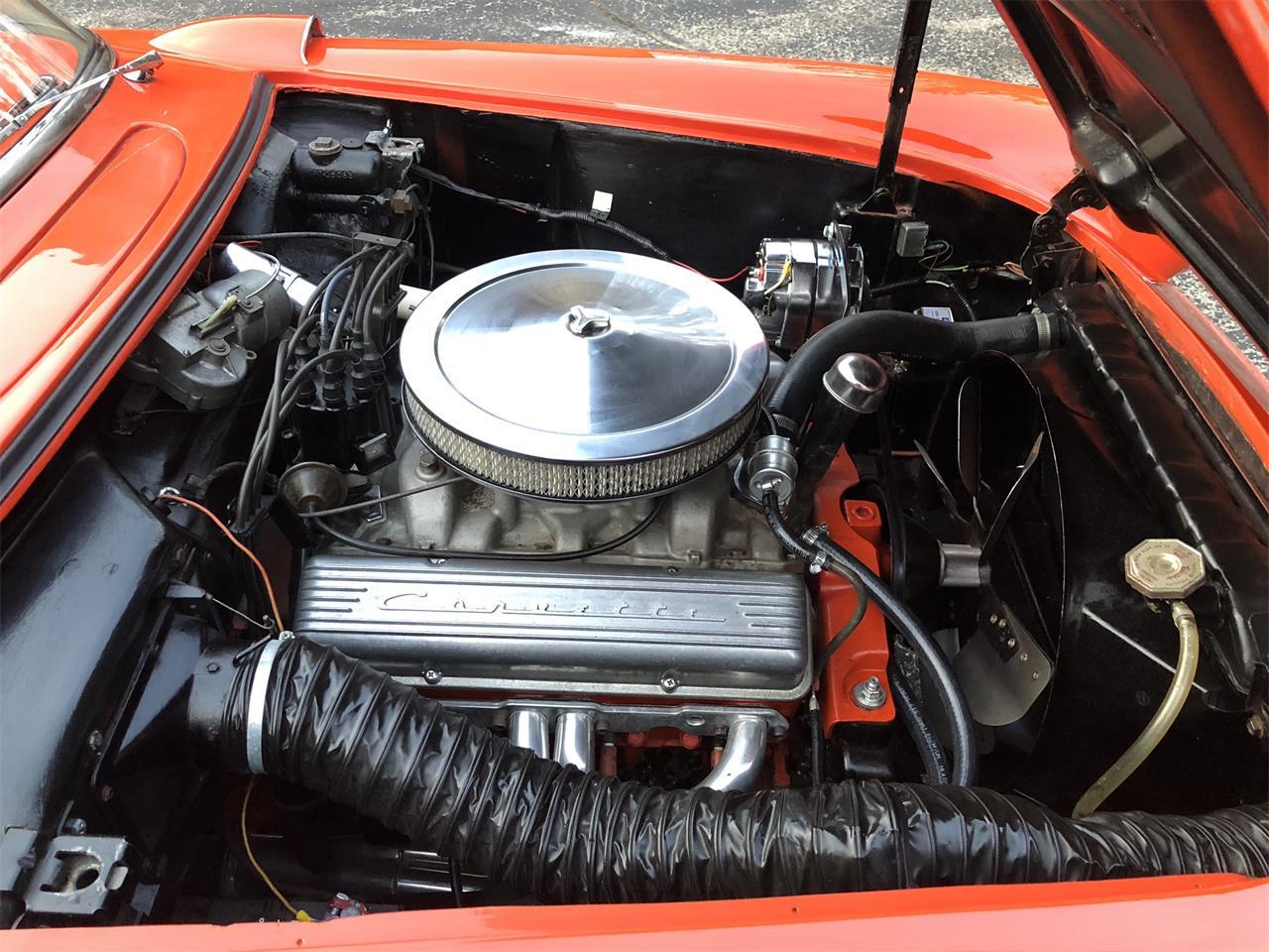 Large Picture of '57 Corvette - MYHK