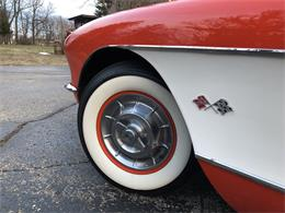 Picture of Classic 1957 Chevrolet Corvette located in Kokomo Indiana Offered by Earlywine Auctions - MYHK