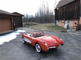 Picture of 1957 Chevrolet Corvette Auction Vehicle - MYHK