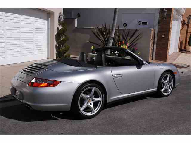 Picture of '06 911 Carrera 4 Cabriolet - MYHR