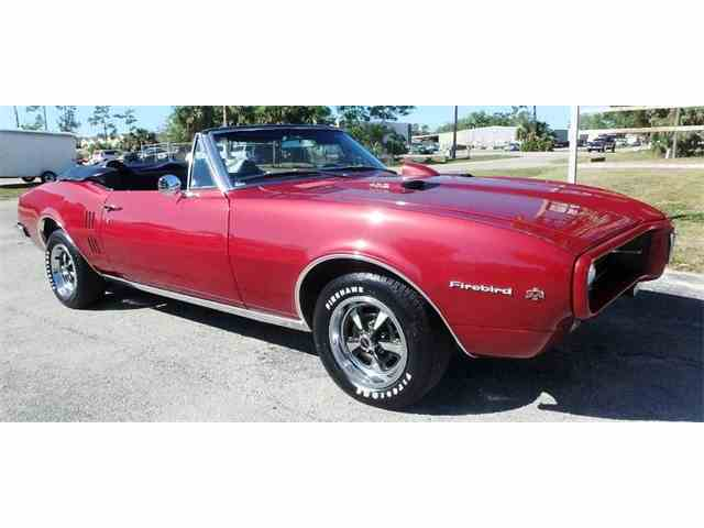 Picture of '67 Firebird - MYHX