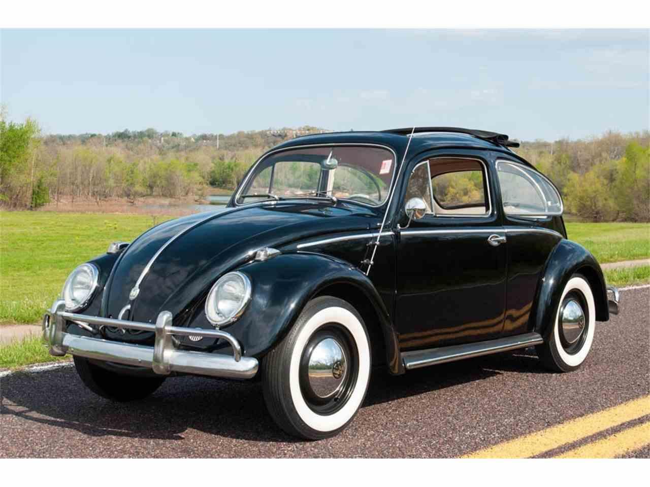 1958 Volkswagen Beetle for Sale   ClicCars.com   CC-1070119