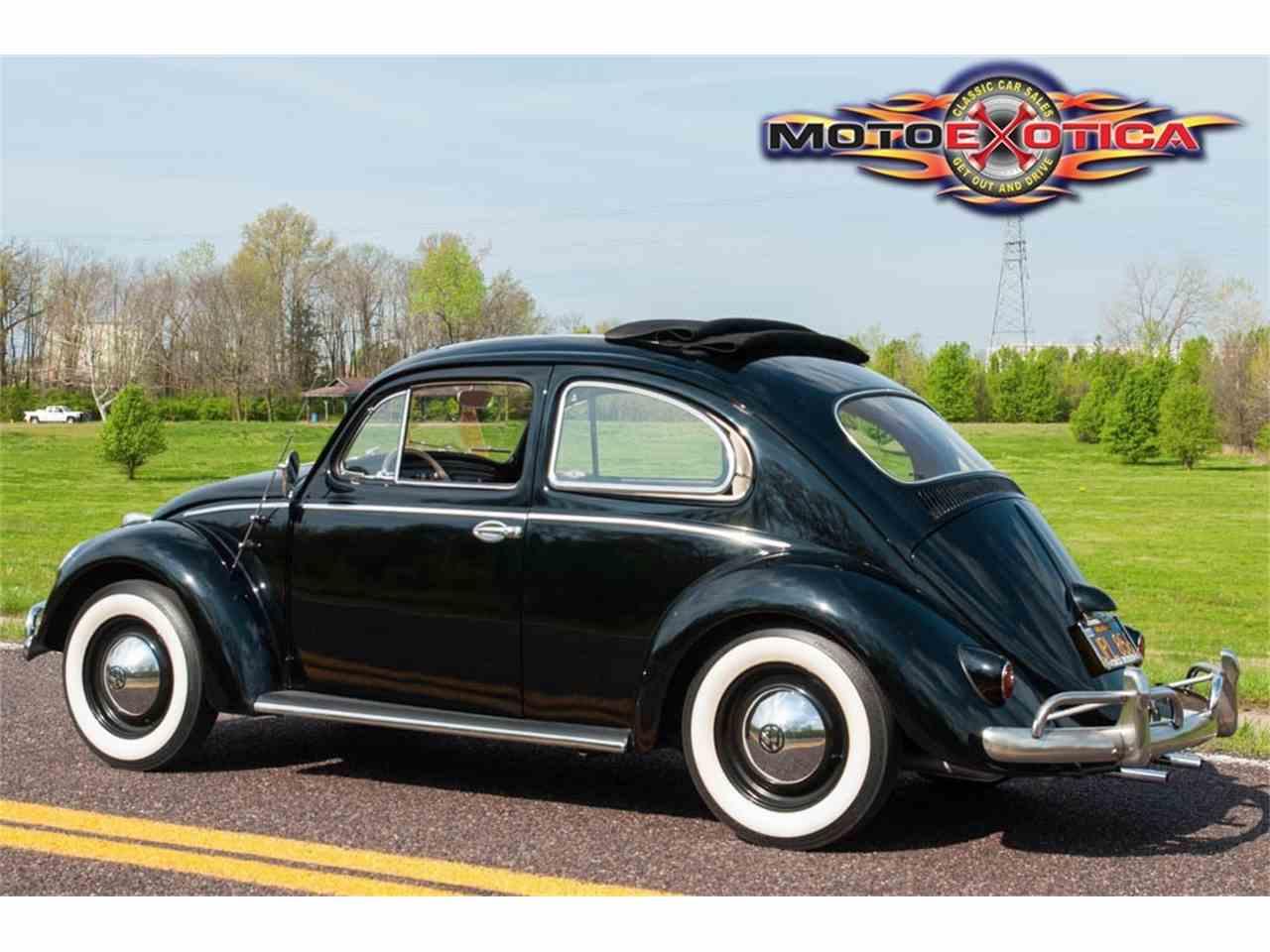 1958 Volkswagen Beetle for Sale | ClassicCars.com | CC-1070119