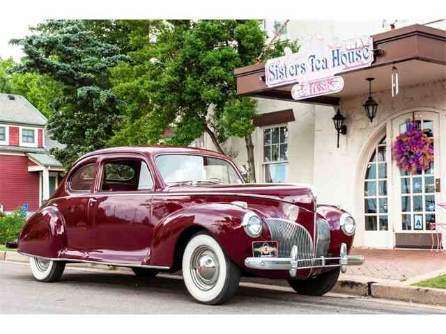 Picture of '41 Lincoln Zephyr located in St. Louis Missouri - MXPK