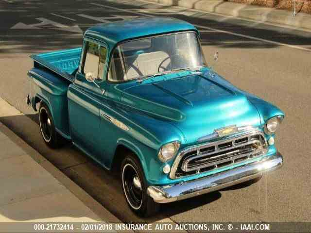 Picture of '57 Pickup - MYK1