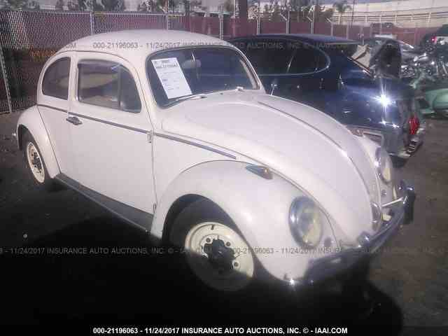 Picture of '63 Beetle - MYL0