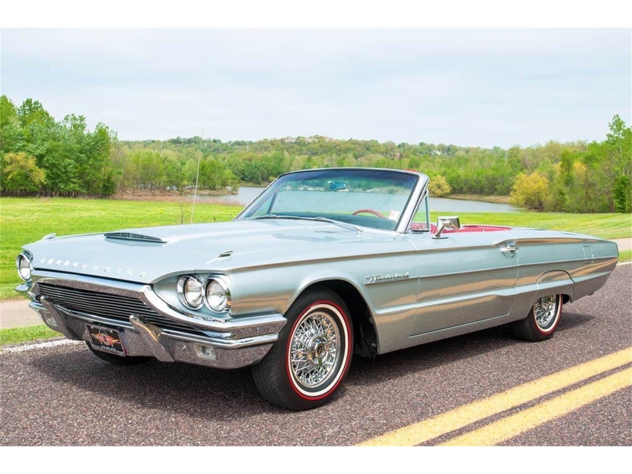 1964 Ford Thunderbird For Sale Cc 1070129 Rear End Codes Large Picture Of 64 Mxpt