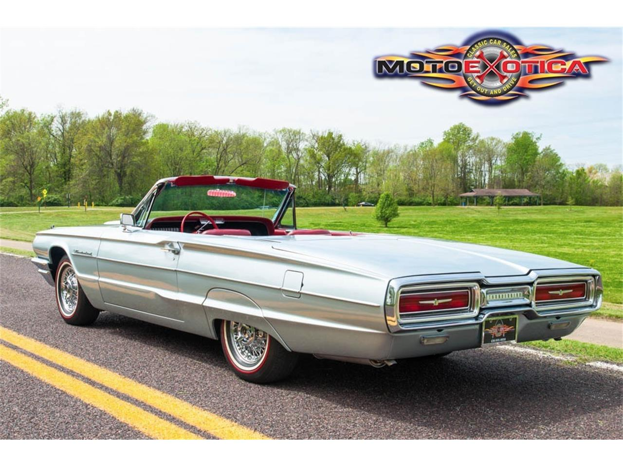 Large Picture of '64 Thunderbird - MXPT