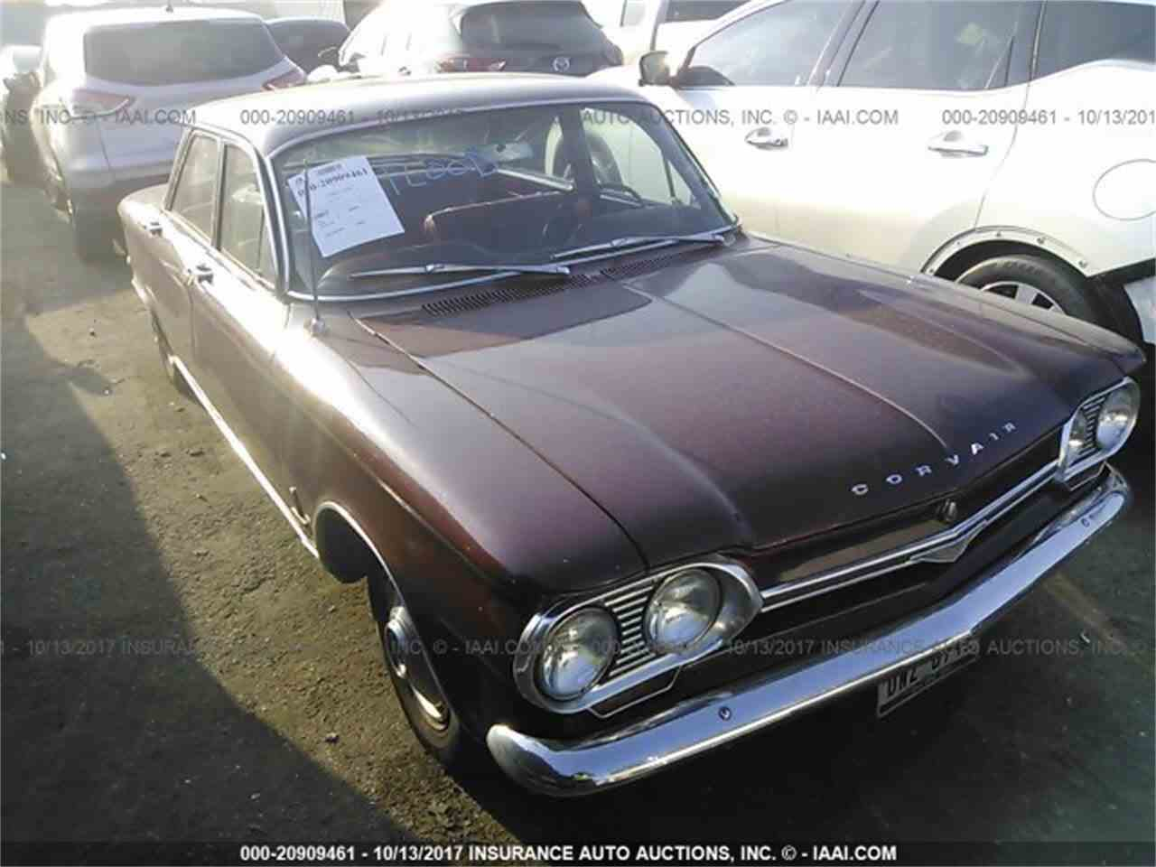 1964 Chevrolet Corvair for Sale | ClassicCars.com | CC-1071298