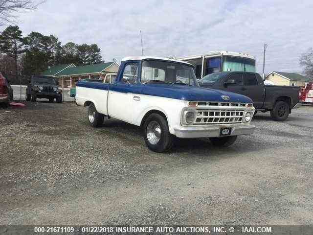 Picture of '65 F100 - MYMR