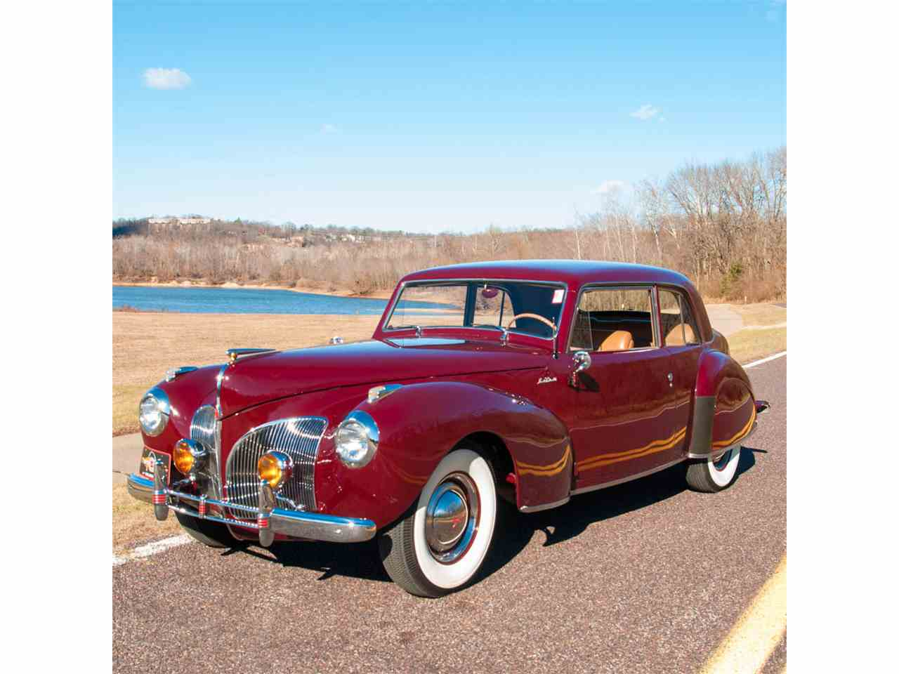 1941 Lincoln Coupe for Sale | ClassicCars.com | CC-1070134