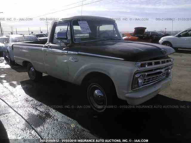 Picture of '66 F100 - MYO0